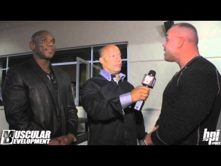 Mr.Olympia 2013 - Prejudging Wrap Up