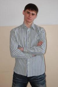 Сергей Кравцов, 11 марта 1991, Санкт-Петербург, id175643397