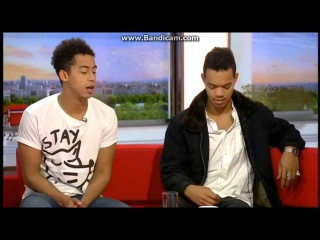 Rizzle Kicks - BBC Breakfast interview
