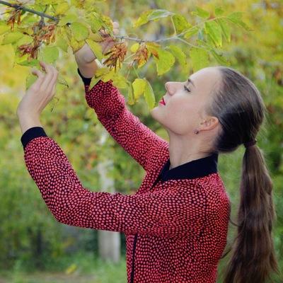 Ксения Семащенко, 17 мая , Красноярск, id83727011