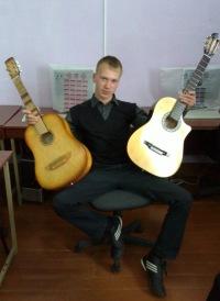 Паша Сухоруков, 10 июля 1994, Краснодар, id103613561