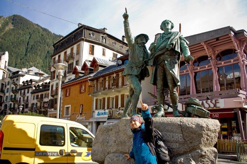 первые альпинисты