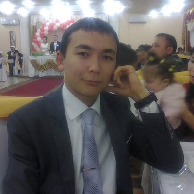 Улан Ильяс, 25 октября 1995, Дудинка, id156849246