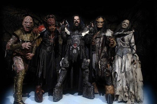 хэллоуин рок группа слушать
