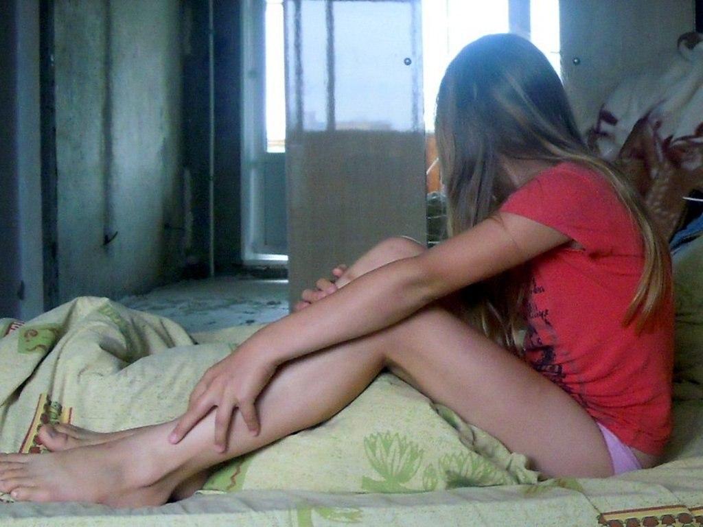 Симпатичная голая девочка лет 10 11 9 фотография