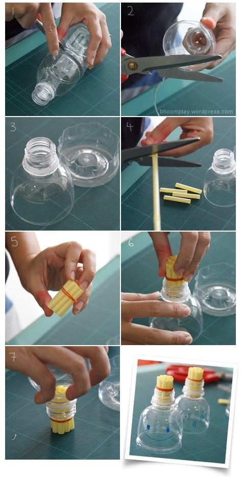 Как сделать своими руками пузыри фото