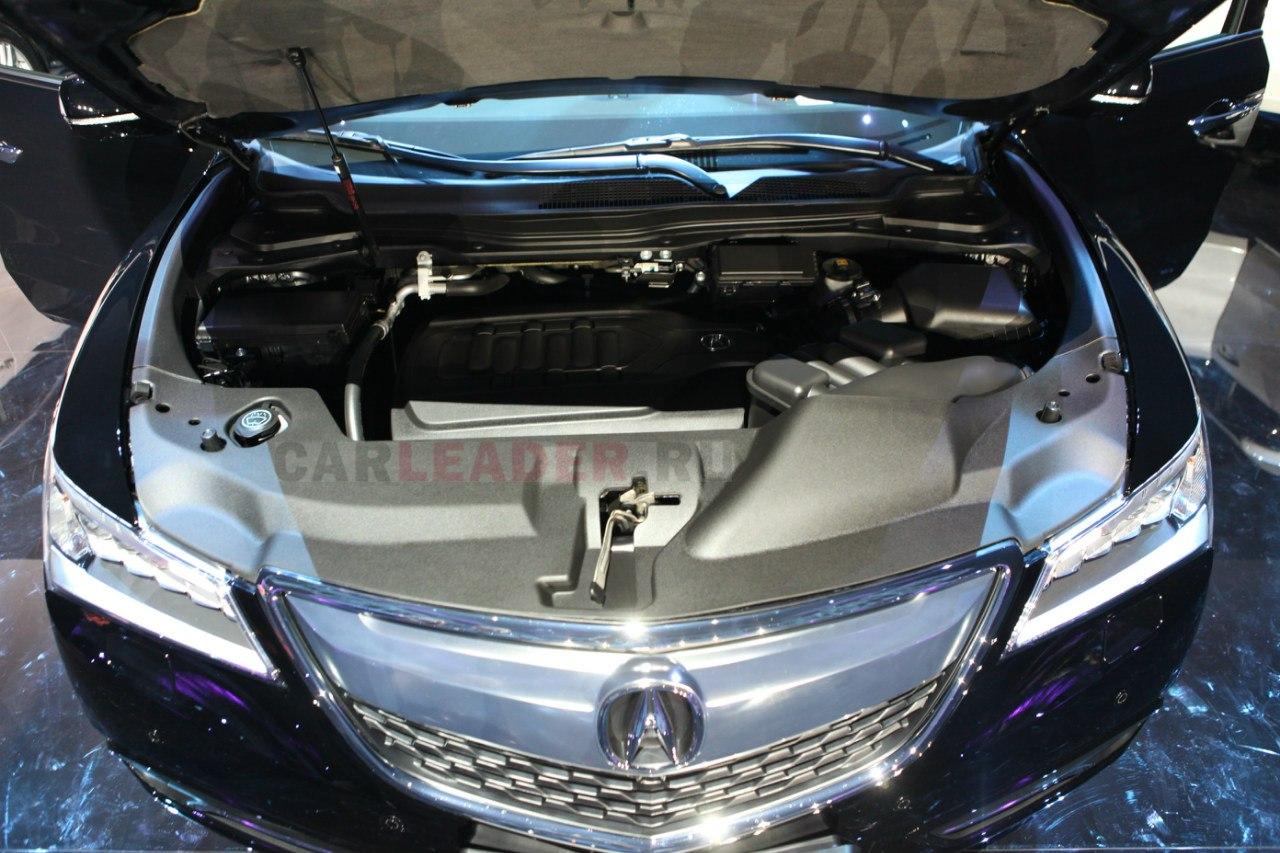 Мотор Acura MDX 2013