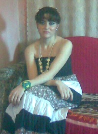 Kemale Ahmedova, 16 ноября 1992, Санкт-Петербург, id166271423