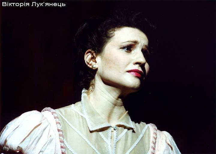 Вікторія Лук'янець