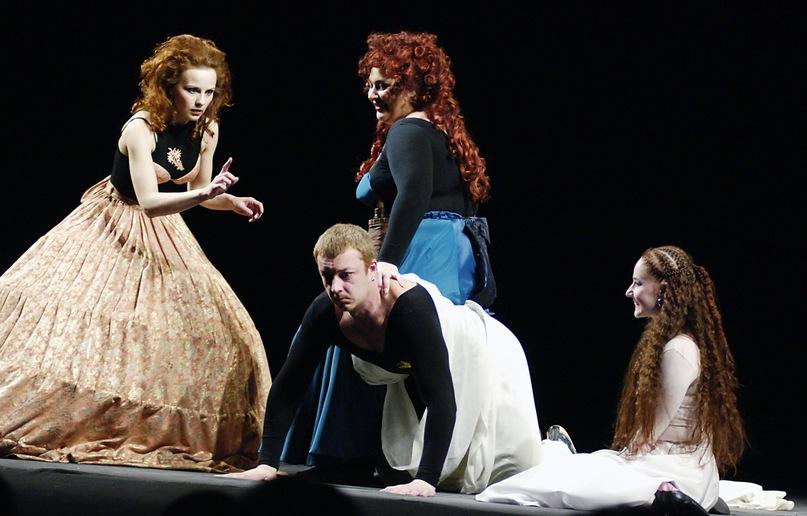 Ромео і Джульєтта. м. Київ