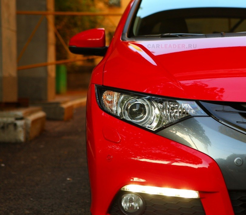 Диоды  Honda Civic 5D 2012