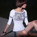 футболка с длинным рукавом, хлопок. три варианта расцветки<br>http://item.taobao.com/item.htm?id=13052563108<br>¥41<br>Все товары в данном альбоме находятся в Китае.<br>Цены указаны в Юанях, 1юань = 5р.