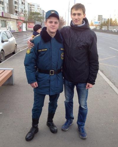 Дмитрий Глухов, 22 сентября , Красноярск, id67534082