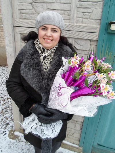 Татьяна Бережная, 10 марта , Луганск, id223646575