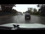Эксклюзив News22: Кадры момента ДТП на Змеиногорском тракте