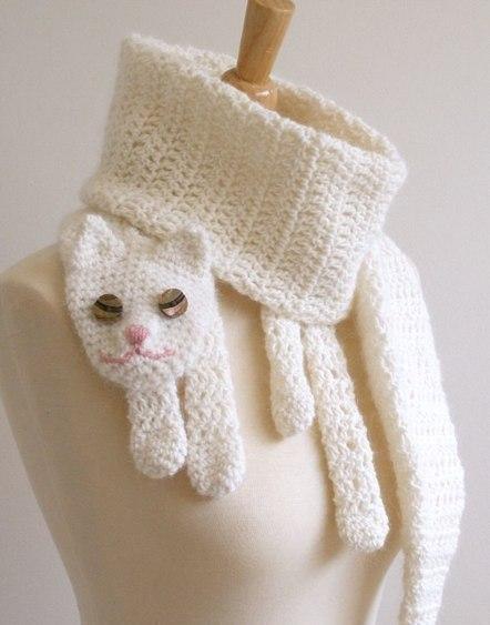 Открытое голосованиеЯкий шарф