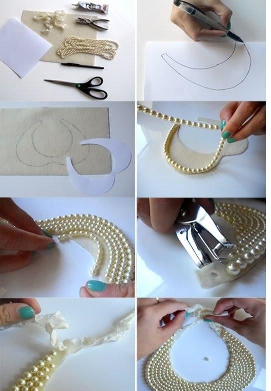 Как делать бижутерию своими руками