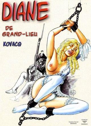 Diane de Grand Lieu en