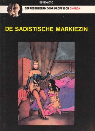 De Sadistische Markiezin