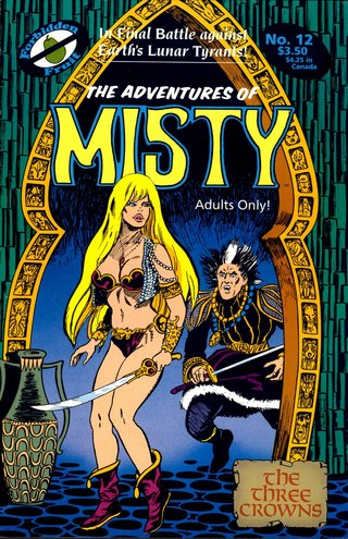 The Adventures of Misty 12