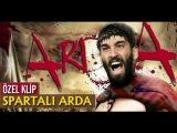 İşte 300 Spartalı Arda Turan