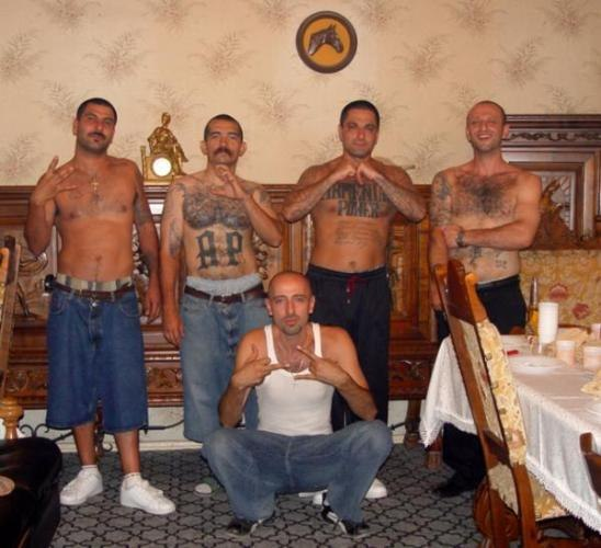 Armenian gangs in LA/California