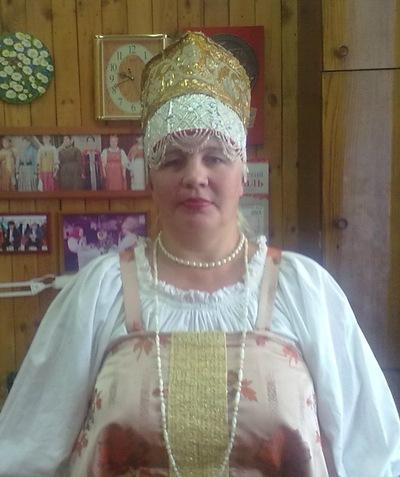 Татьяна Елукова, 10 июня 1968, Мезень, id173759331
