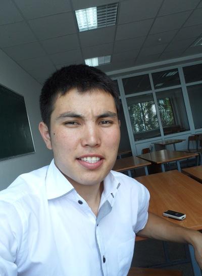 Касым Калдыбеков, Москва, id227990872