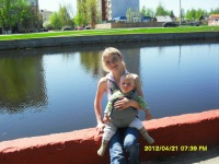 Светлана Капралова, 4 мая 1988, Зеленоград, id167292170