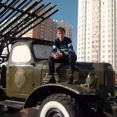 Сергей Яшин, 12 июня 1995, Надым, id143355102