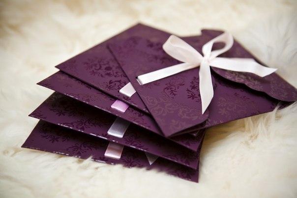 Поздравительные конверты своими руками
