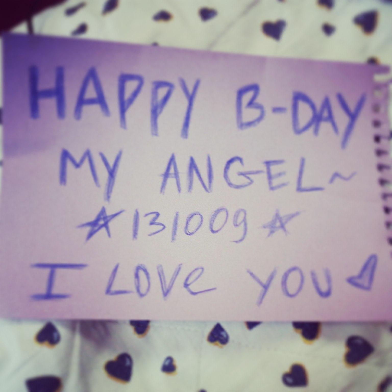С днём рождения ангел~ - Страница 2 ZwX2U1pRZWY