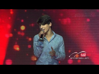 Aram Ginosyan,The voice of Armenia 2