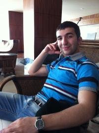 Эльчин Алиев, 24 марта , Москва, id274638