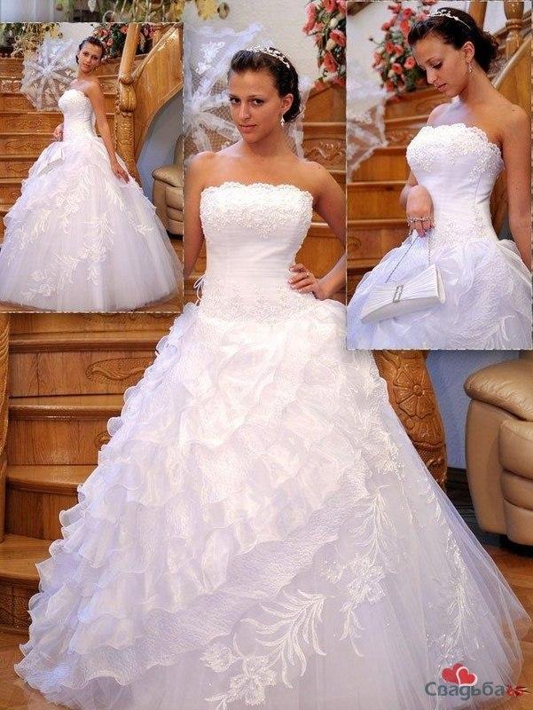 свадебные платья орел магазины