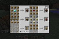 Minecraft 1.5.2 - Recipe Book / Книга рецептов.