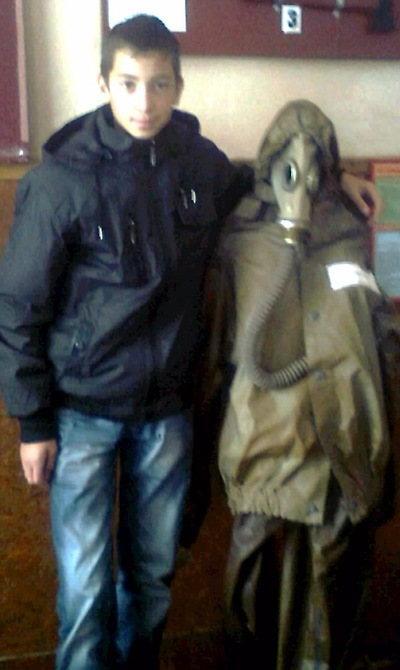 Виталий Лукаш, 2 октября , Большое Болдино, id133769544
