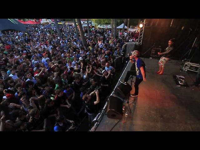 AYA WASKA - CARIBANA FESTIVAL 2013 LIVE