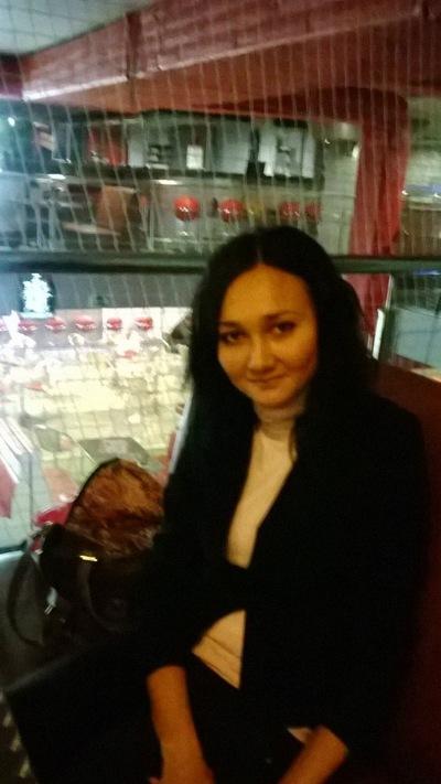 Айгуль Сабанаева, 4 июля , Уфа, id112348754