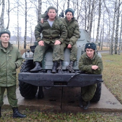 Санек Даниловский, 31 января 1990, Тотьма, id137695396