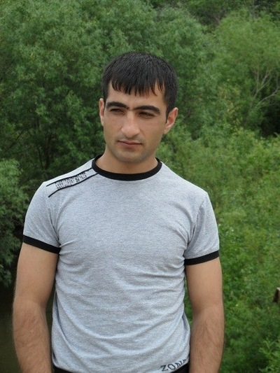 Давид Маргарян, 18 сентября , Москва, id81310302