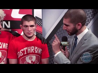 UFC 165: Khabib Nurmagomedov 'Wants a Piece' if Thomson Wins LW Title