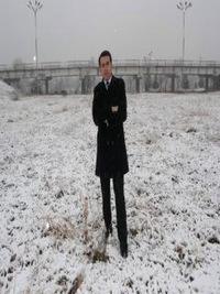 Фарид Зайниддин, 31 декабря 1989, Новосибирск, id186744748