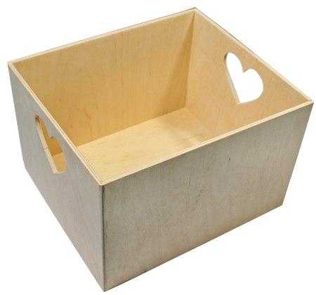 Коробка для игрушек  из дерева