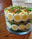 Хотите чего-нибудь оригинального.  Тогда приготовим необычный салат.