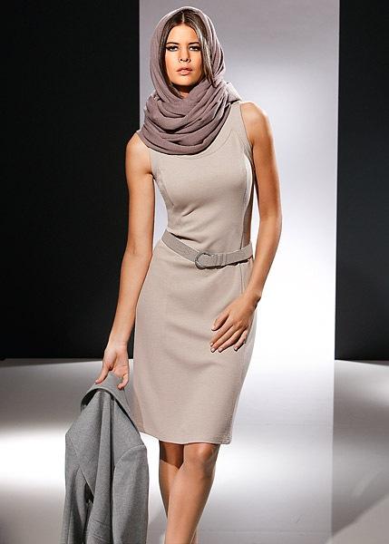 Модный шарф снуд (Snood) - стал главным трендом холодного сезона 2011 у...
