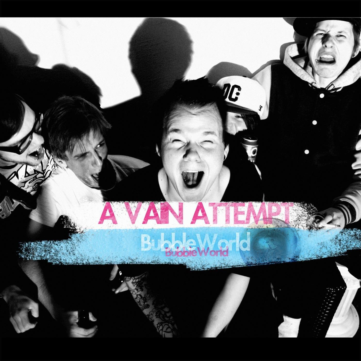 A Vain Attempt - Bubbleworld [EP] (2012)