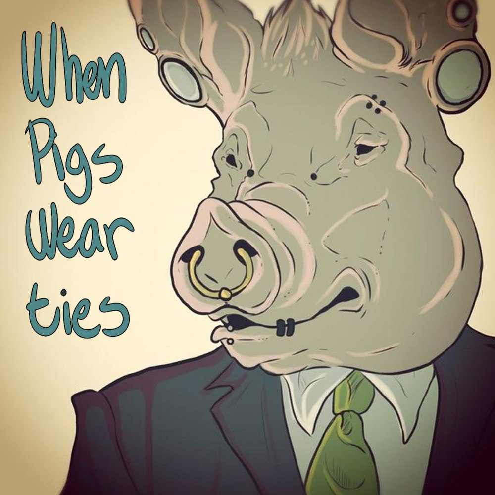 Autumn Kills - When Pigs Wear Ties [EP] (2012)