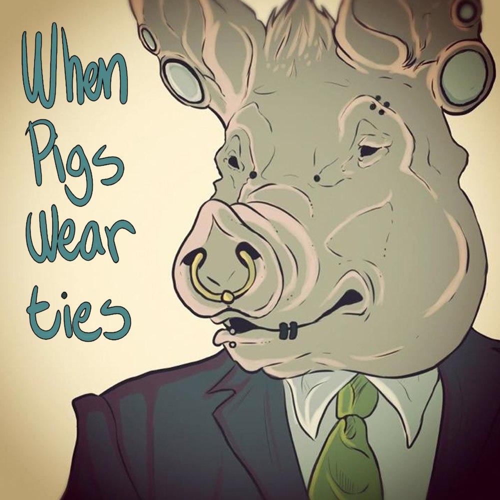 Autumn Kills - When Pigs Wear Ties [EP] (2012)