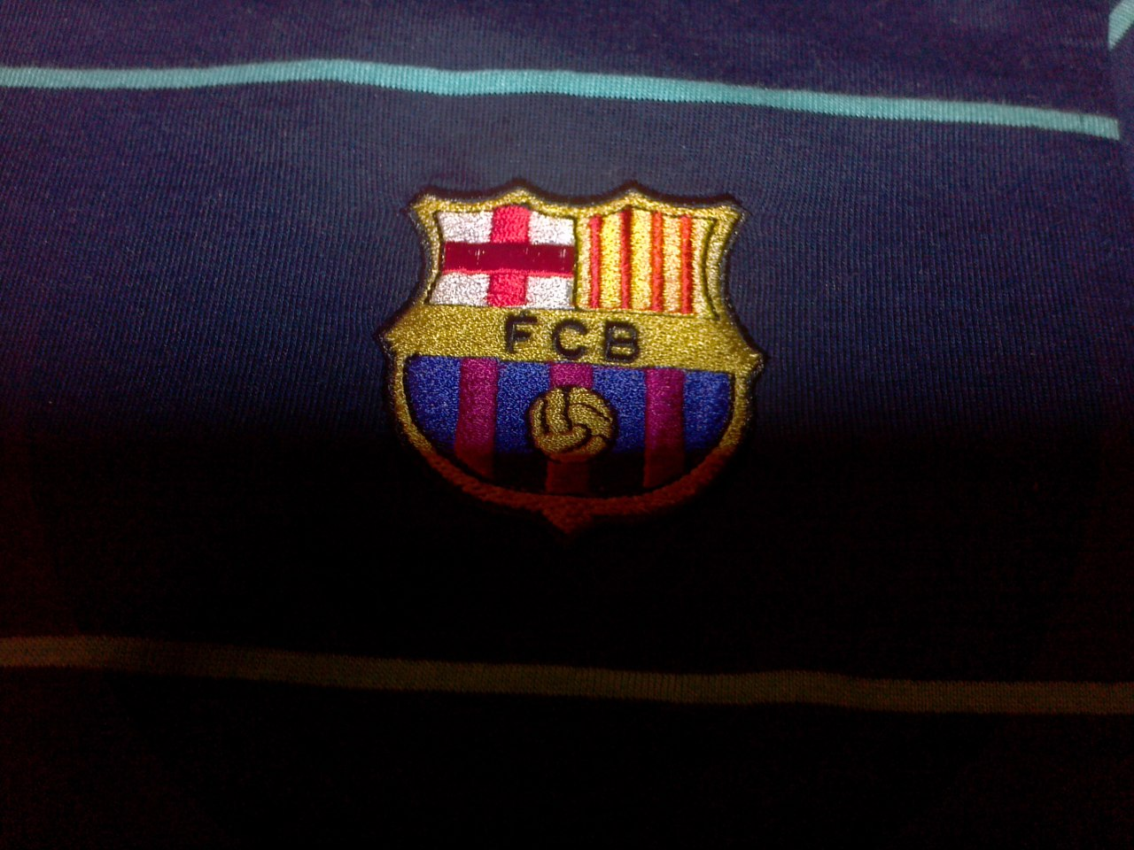 Футболка Барселоны